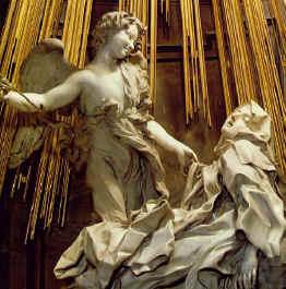 Ste Thérèse - Le Bernin