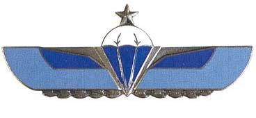 insignes du 2eme rpima 2RPIMa_chuteur_Op